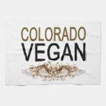 Vegano de Colorado Toallas De Mano