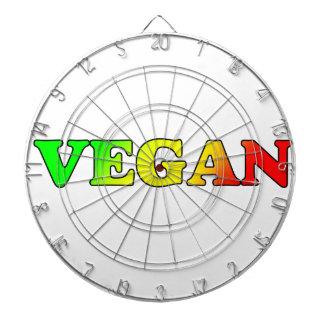 Vegano de Rasta Tabla Dardos