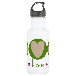 Vegano del amor de la paz