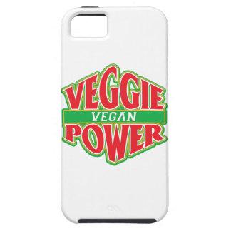 Vegano del poder del Veggie iPhone 5 Case-Mate Cárcasa