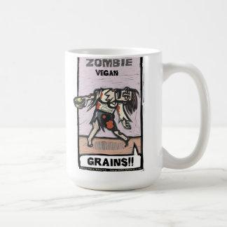 Vegano del zombi - taza