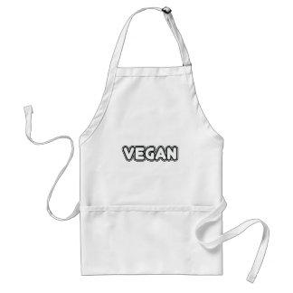 Vegano Delantal