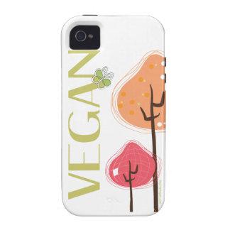 Vegano Case-Mate iPhone 4 Carcasa