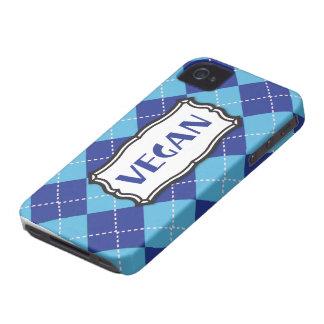 Vegano iphone4 iPhone 4 Case-Mate protectores
