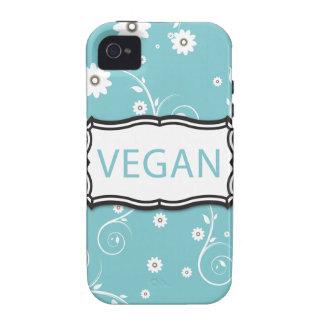 Vegano iPhone 4 Carcasa