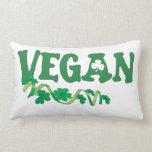 Vegano irlandés cojines
