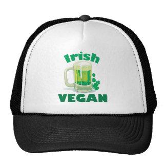 Vegano irlandés gorra