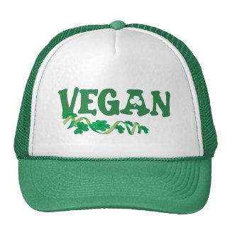 Vegano irlandés gorros