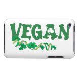 Vegano irlandés iPod touch fundas