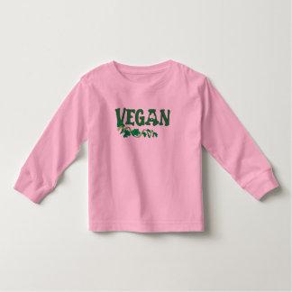 Vegano irlandés playera de bebé