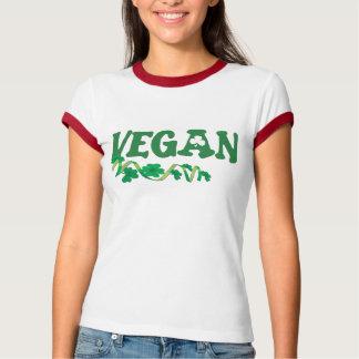 Vegano irlandés remeras