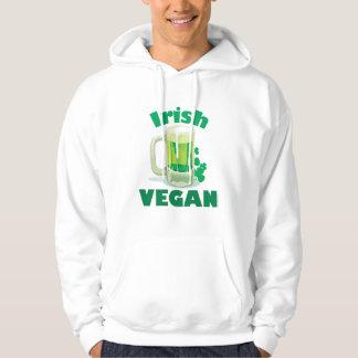 Vegano irlandés sudaderas con capucha