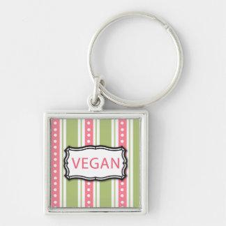 Vegano Llaveros Personalizados