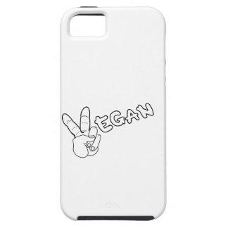 Vegano pacífico iPhone 5 Case-Mate coberturas