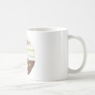 Vegano para una ropa y los regalos de la razón taza de café