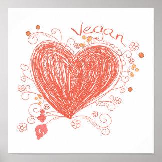 Vegano Póster
