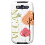 Vegano Samsung Galaxy S3 Coberturas
