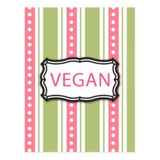 Vegano Postales