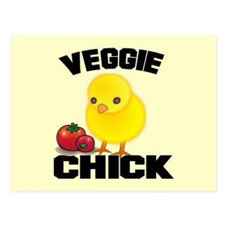 Vegano Tarjetas Postales