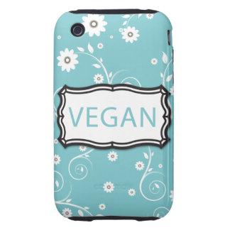 Vegano Tough iPhone 3 Cárcasas