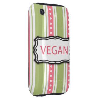 Vegano Tough iPhone 3 Coberturas