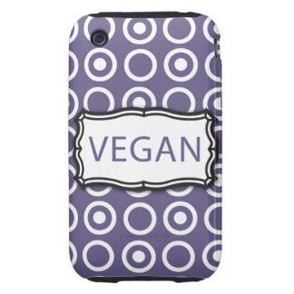Vegano Tough iPhone 3 Funda