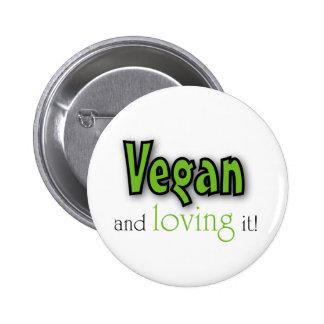 Vegano y amor de él pin