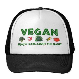 Veganos para el planeta gorra