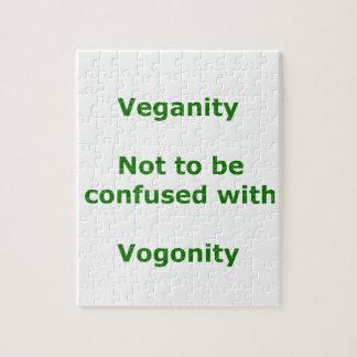 Veganos y Vogons Rompecabezas
