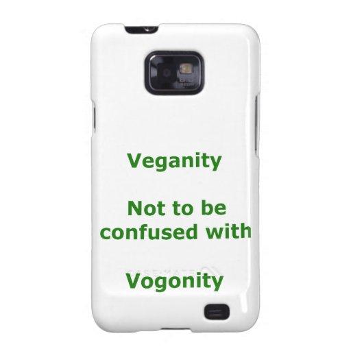 Veganos y Vogons Samsung Galaxy S2 Funda