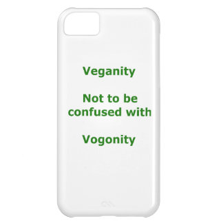 Vegans and Vogons Cover For iPhone 5C