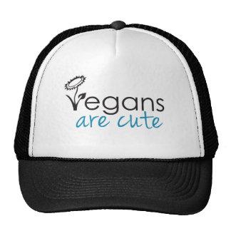 Vegans are Cute - An Advocates Custom Design Trucker Hat