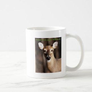 Vegans Are Good Listeners Gifts & Apparel Mug
