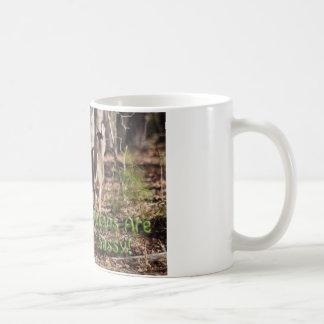 Vegans Are Sassy! Whitetail Deer Gifts & Apparel Mug