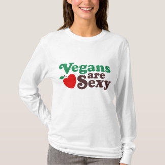 Vegans Are Sexy T-Shirt