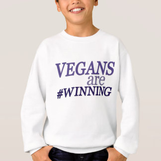 Vegans are #Winning T Shirt