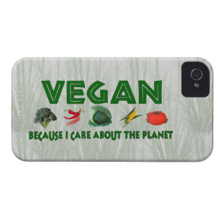 Vegans for the Planet iPhone 4 Case-Mate Cases