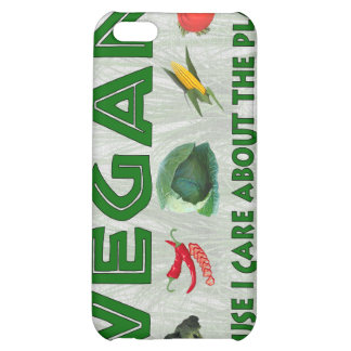 Vegans for the Planet Cover For iPhone 5C