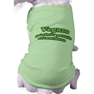 Vegans get their protein Elsewhere Shirt