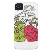 Vegans In Training Products Case-Mate iPhone 4 Case