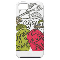 Vegans In Training Products iPhone SE/5/5s Case