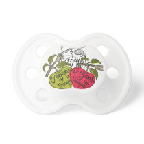 Vegans In Training Products Pacifier