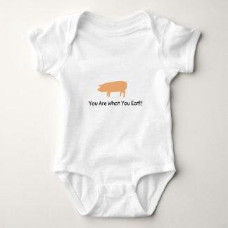 VeganToddler Baby Bodysuit