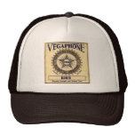Vegaphone ata el gorra de los camioneros