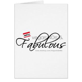 Vegas 40s & Fabulous Cards