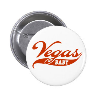Vegas Baby 2 Inch Round Button