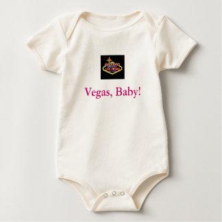 Vegas,  Baby! Baby Bodysuit