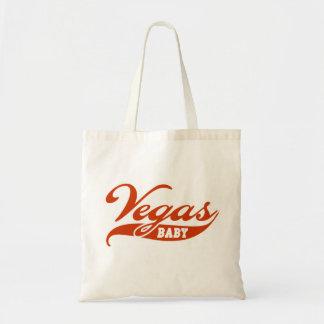 Vegas Baby Budget Tote Bag