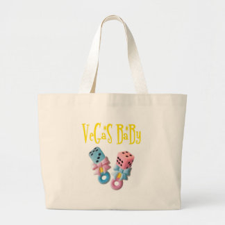 VeGaS BaBy BaG with PiNk and BlUe DiCe RaTtLeS!