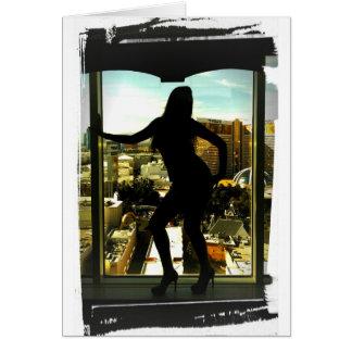 Vegas Baby!! Card